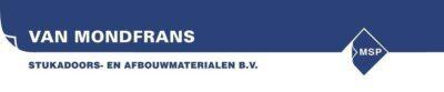 Van Mondfrans Stukadoors- en Afbouwmaterialen B.V.