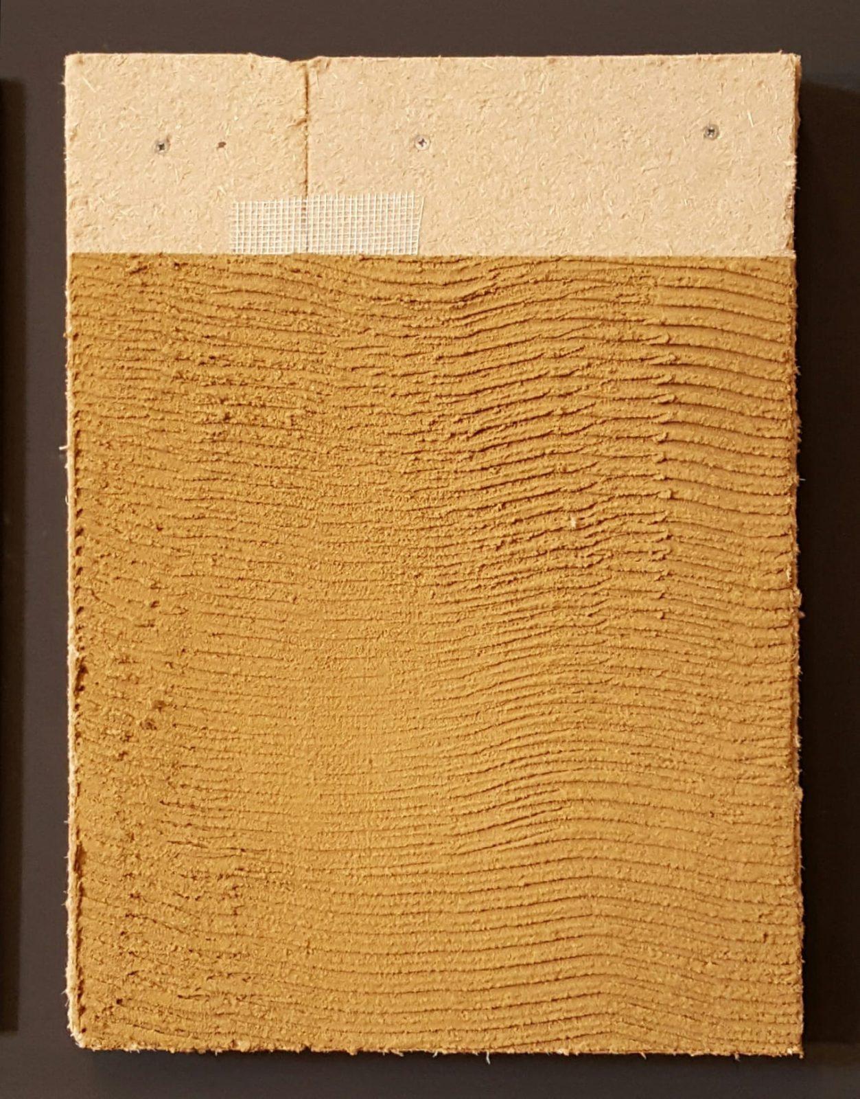 Hechtleem houtvezelplaat