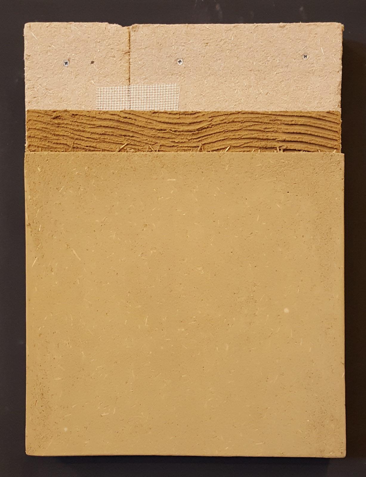 Hechtleem houtvezelplaat basisleem