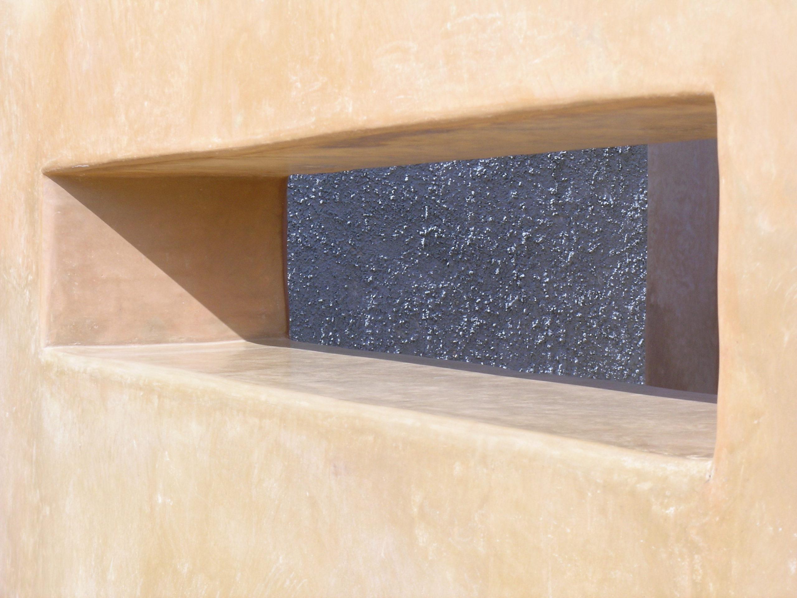 Kalkmortel kalkpleister kalkstuc buiten