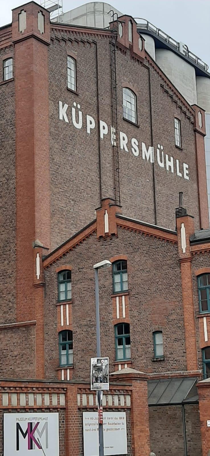 Museum Küppersmühle Duisburg Modern Art Museum