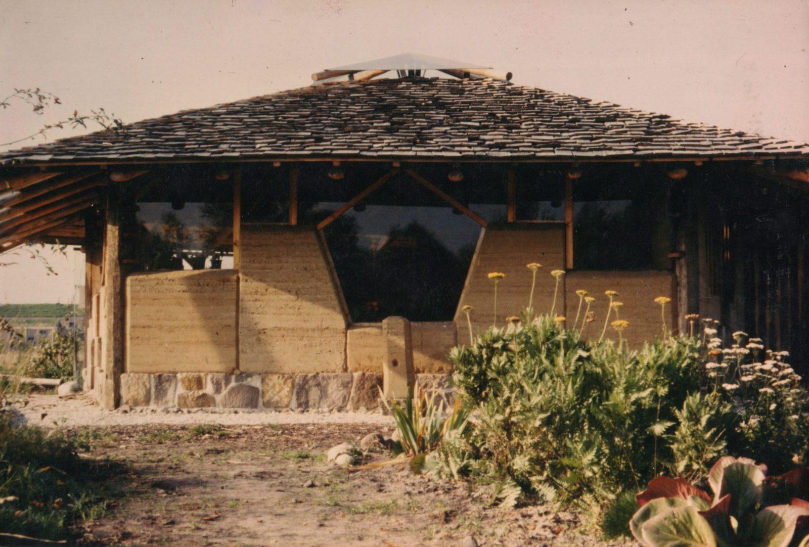 Stampleem huis Tierrafino