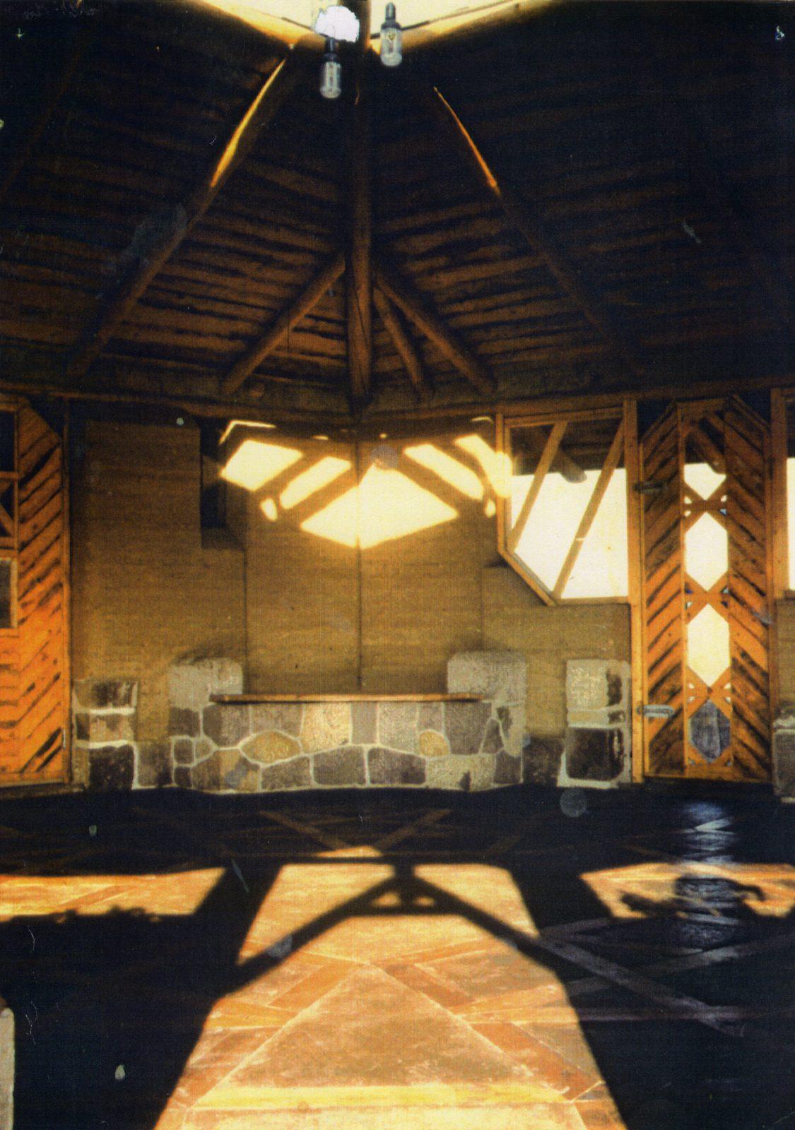 Stampleem vloer Tierrafino