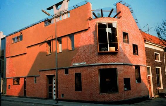 Strobouw Stroleem Delft centrum