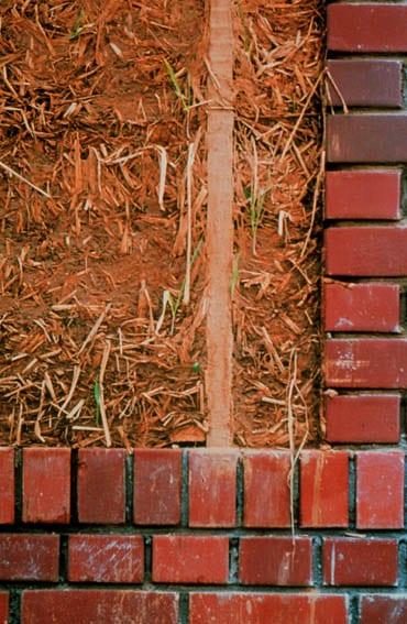 Strobouw stroleem detail