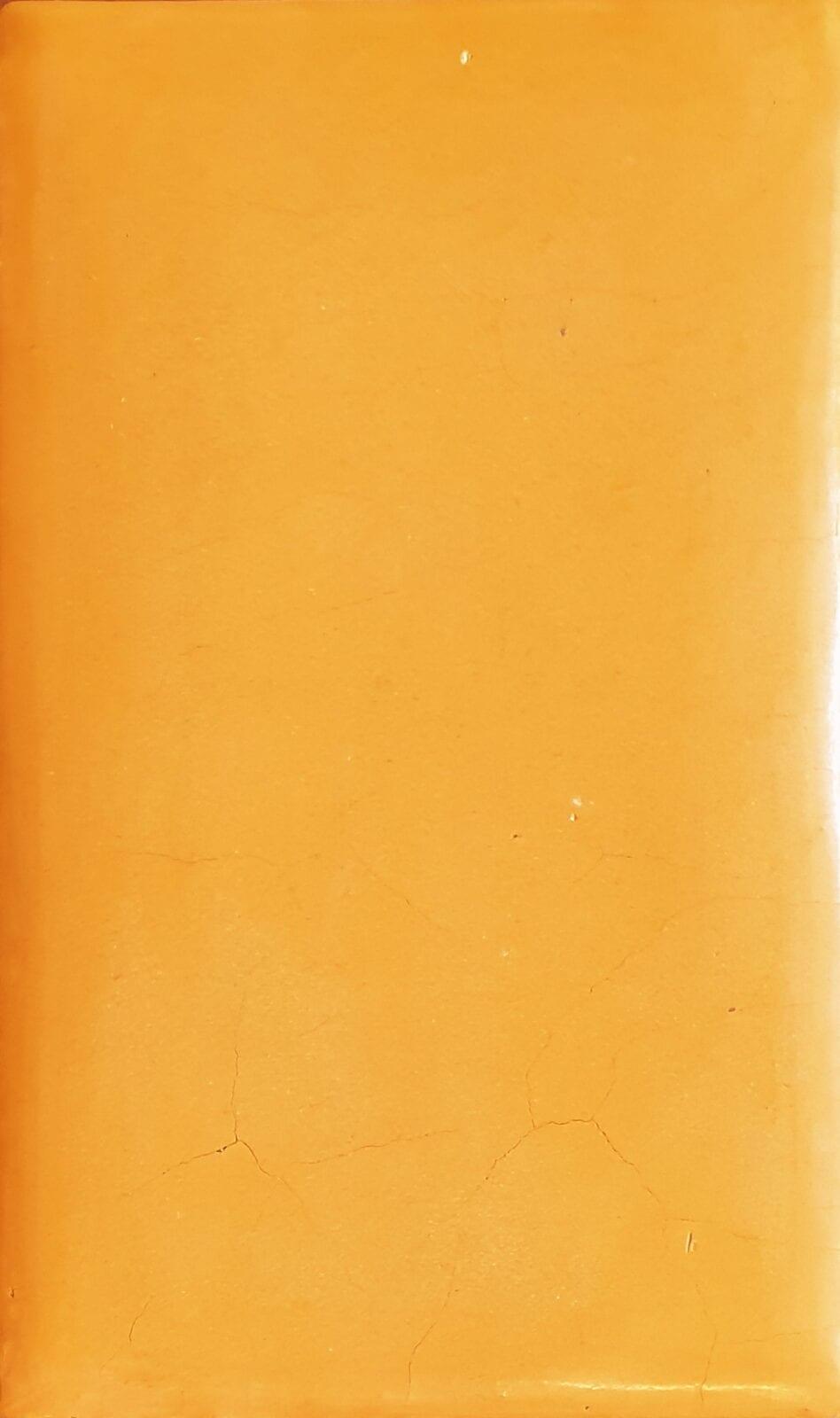 Tadelakt Kleuren Oranje