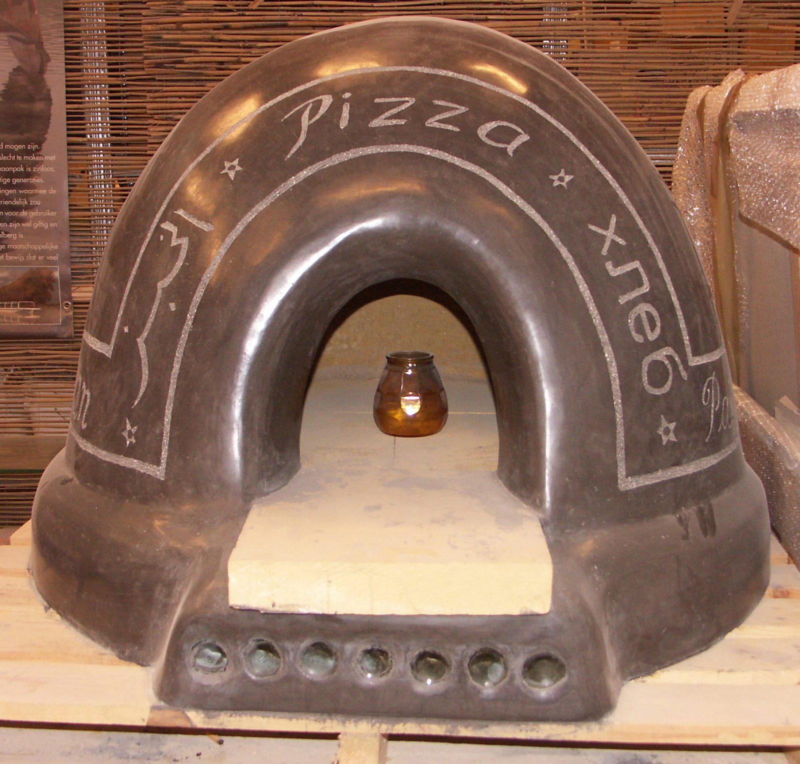 Tierrafino Stone Tadelakt Pizzaoven