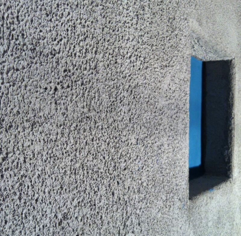 Tadelakt ondergrond Kalk- Zand- Cementmortel