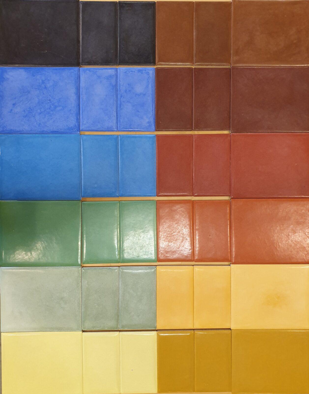 Tadelakt pigment kleuren