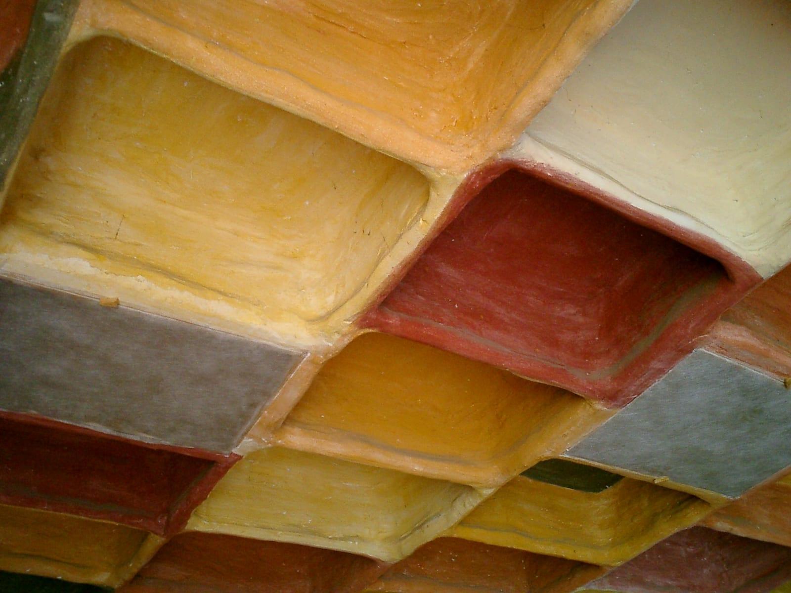 Tadelakt plafond