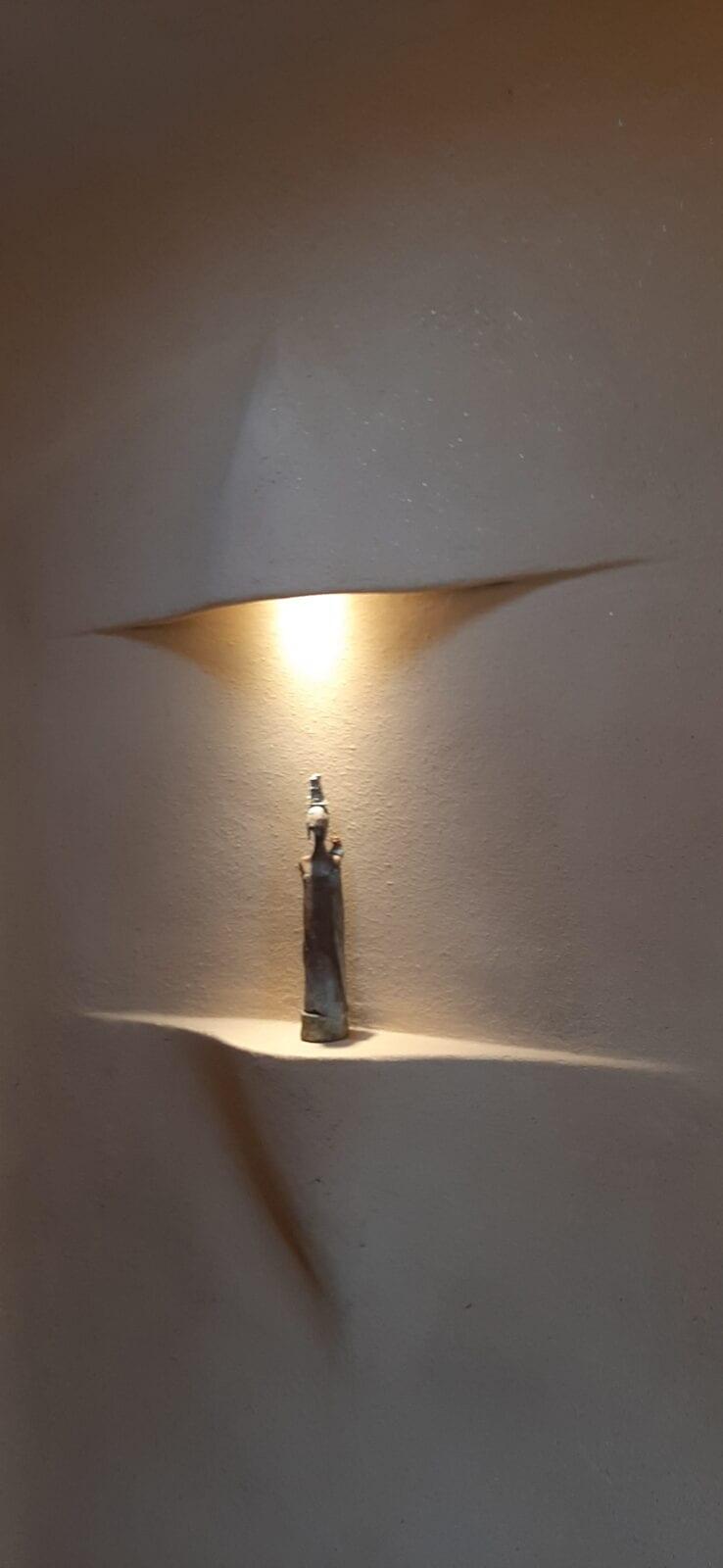 leembouw leempleister leemstuc lamp