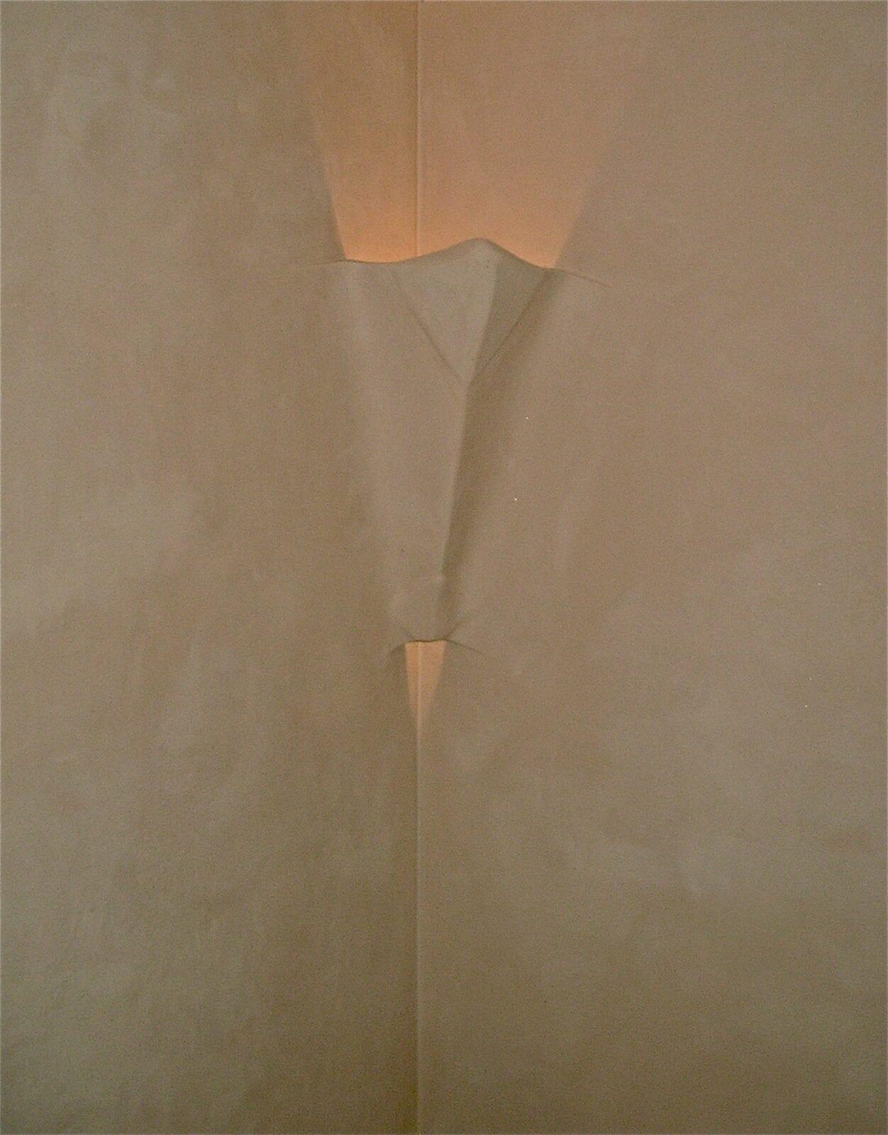 leemstuc hoek lamp Tierrafino
